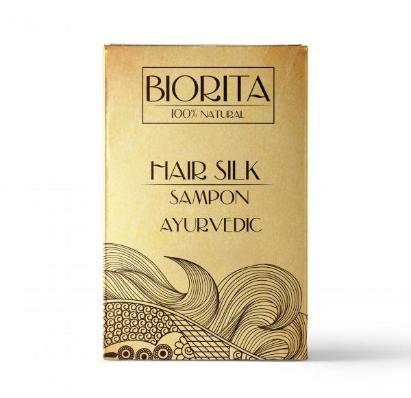 Sampon ayurvedic hair silk