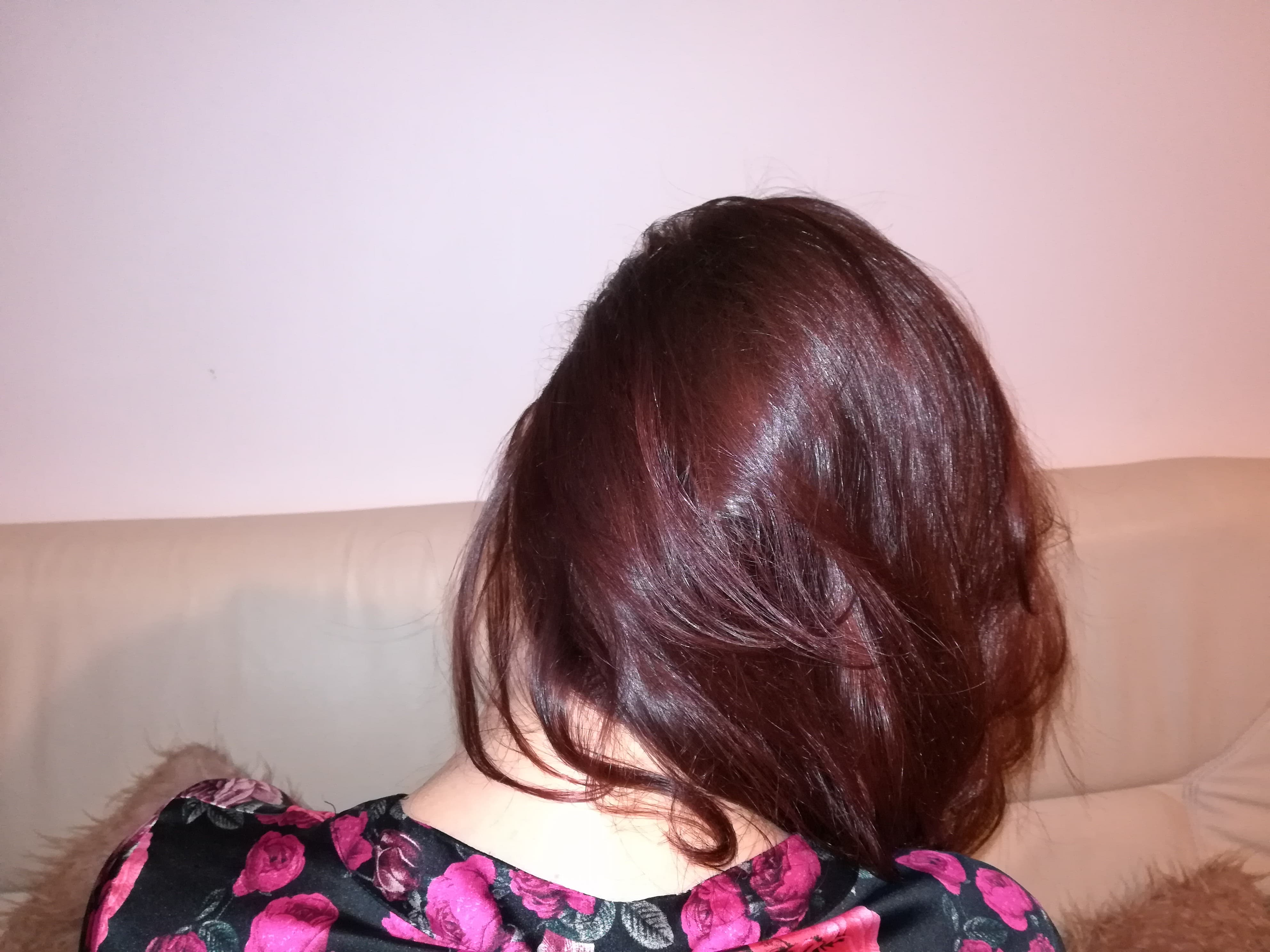 photo contribution for Henna Copper Red