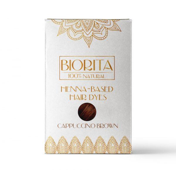 Biorita Henna Cappuccino Brown