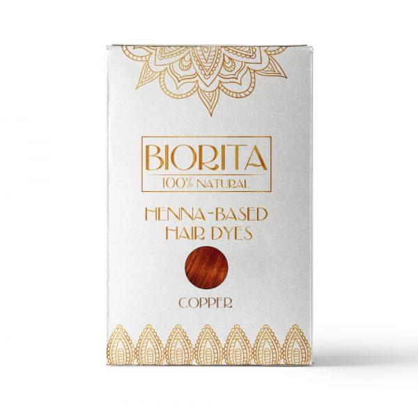 Biorita Henna Copper