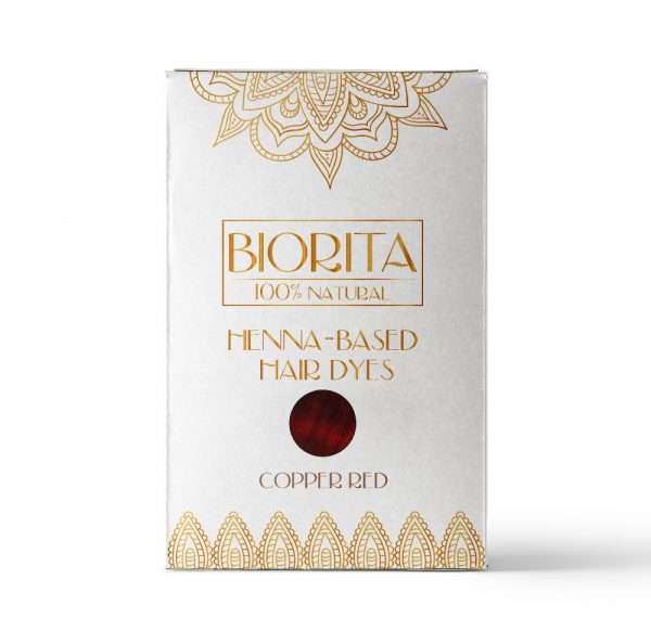 Biorita Henna Copper Red