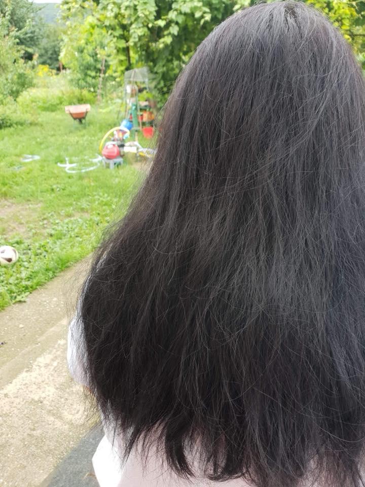 Soft black Andreea